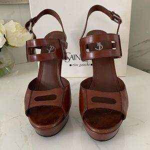 YSL summer sandals
